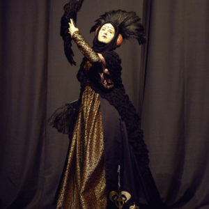 Cosplay Queen Amidala (black)